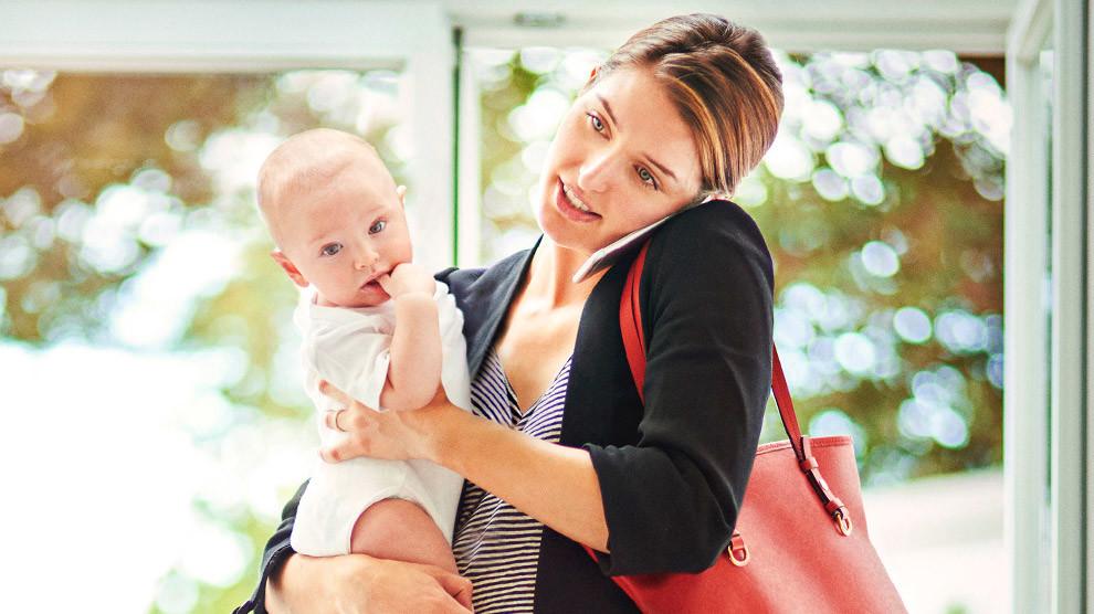 Ranking stanów sprzyjających pracującym matkom