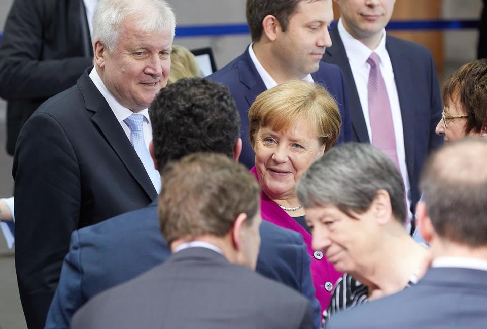Niemcy chcą przyspieszonych wyborów
