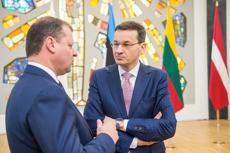 Premier zakończył wizytę w Wilnie. Efekty?