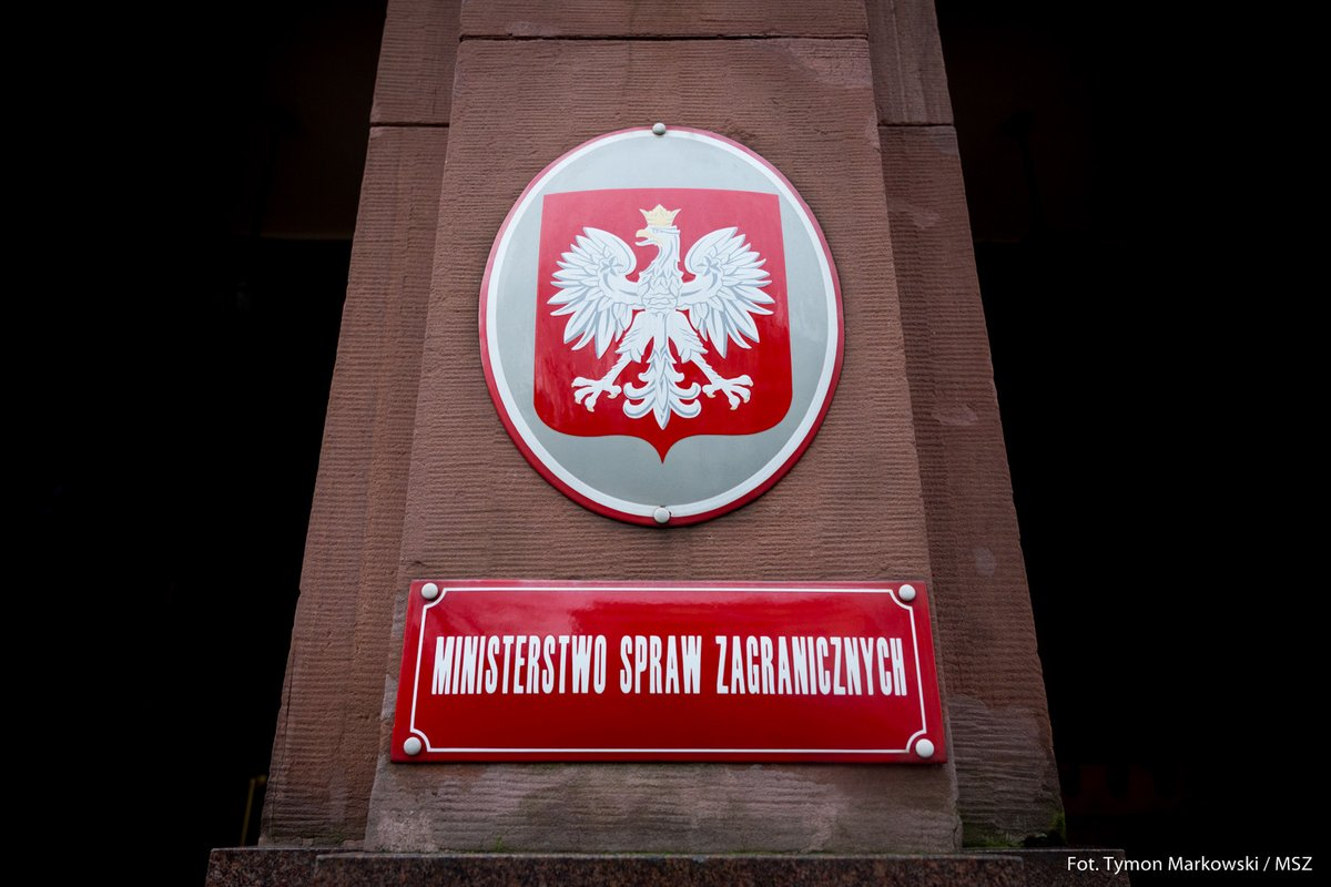 Minister Czaputowicz o Nord Stream 2: To projekt polityczny, a Polska i Niemcy różnią się w jego ocenie