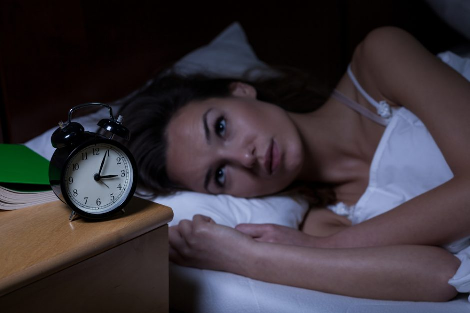 Brak snu niekorzystnie wpływa na naszą wydajność