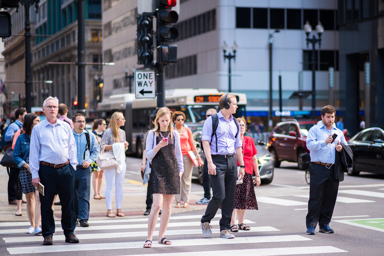 W USA zginęło 6 tysięcy pieszych w 2017 roku