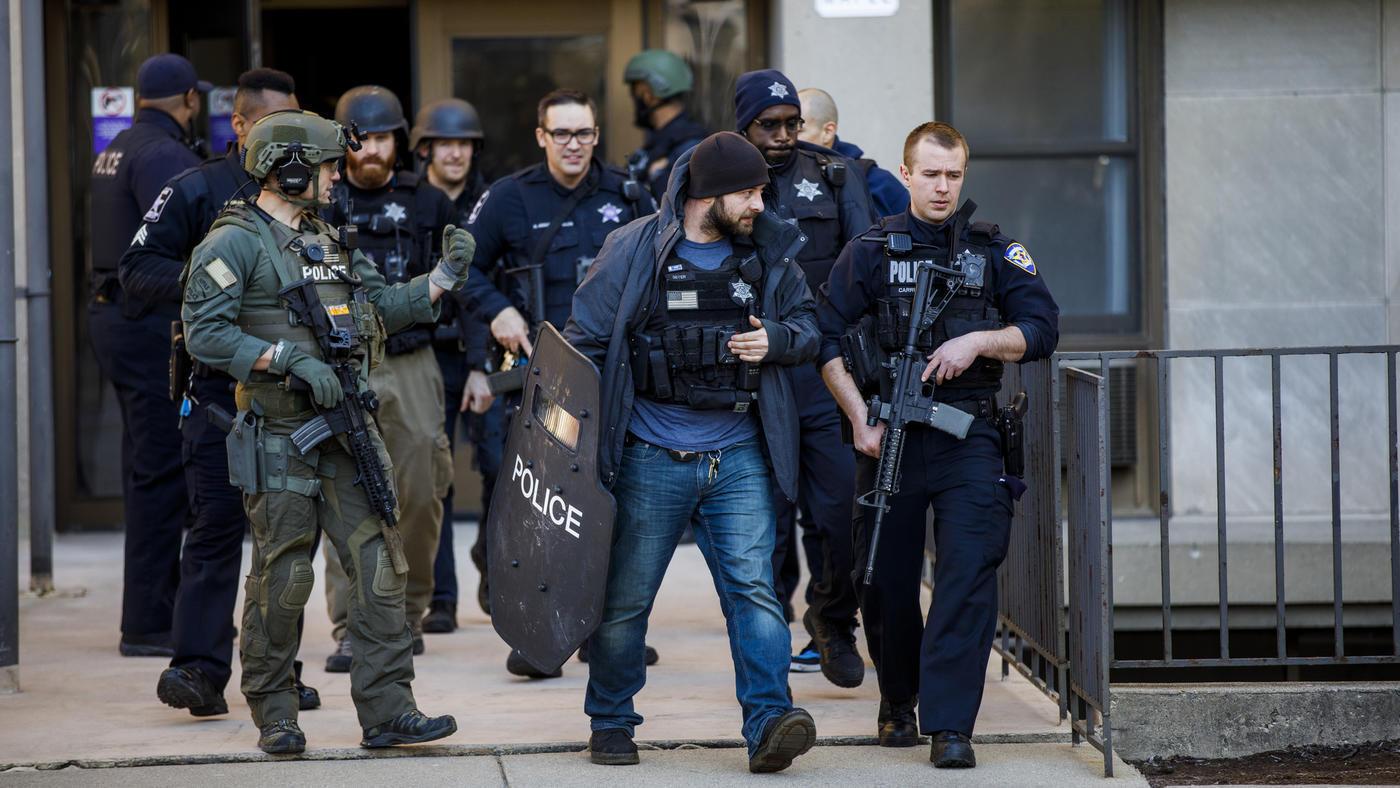 Fałszywa informacja o uzbrojonym napastniku na Uniwersytecie Northwestern w Evanston