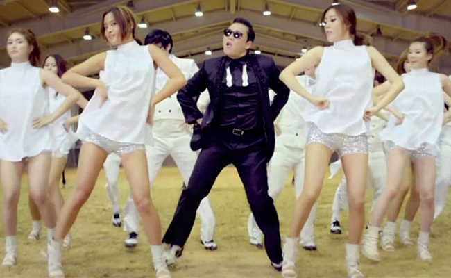 Korea Płd. chce, aby raper PSY wystąpił w Pjongjangu