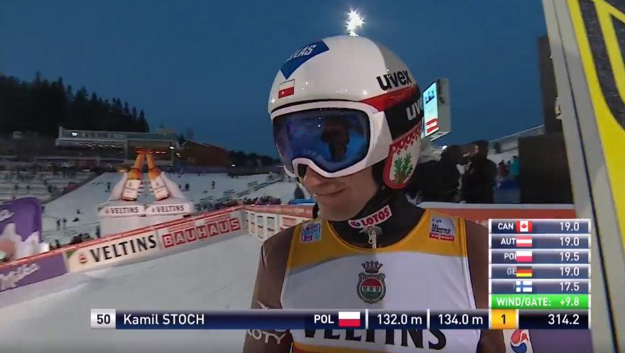 Skoki narciarskie. Lahti: Polska zajęła 4. miejsce w drużynowym konkursie Pucharu Świata. Dziś konkurs indywidualny