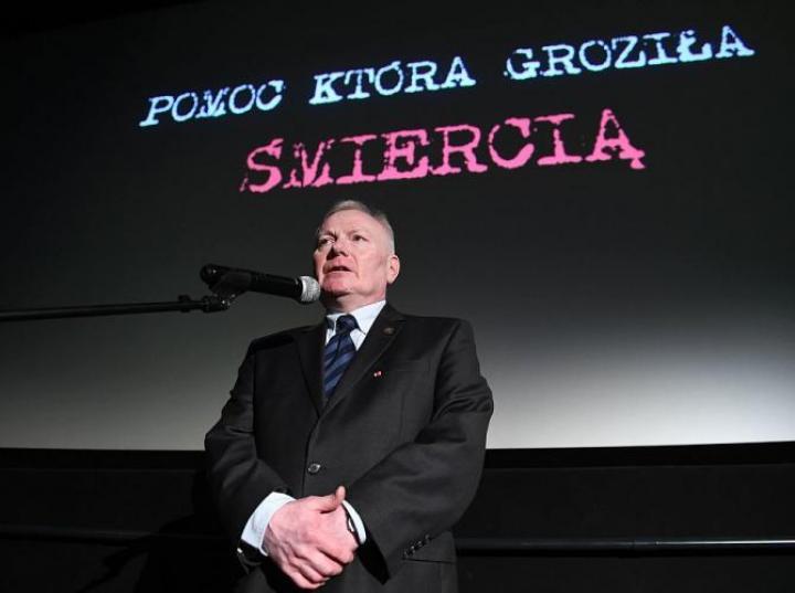 W Warszawie premiera filmu o Polakach ratujących Żydów w czasie okupacji