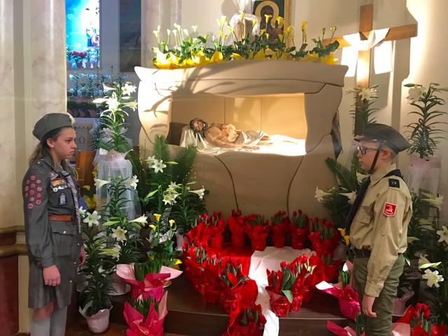 Święta Wielkiej Nocy stanowią centrum życia chrześcijanina