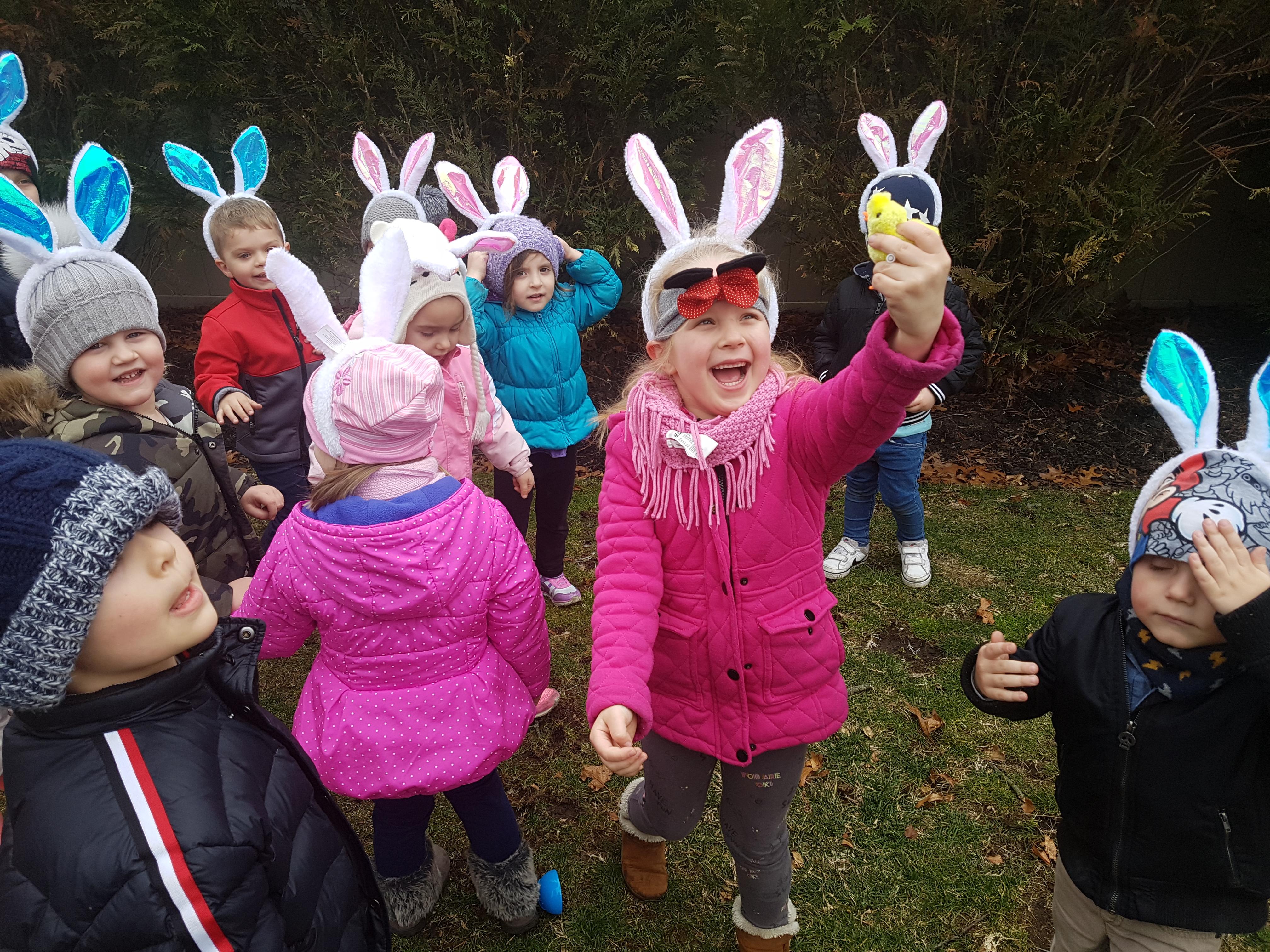 Wielkanoc w Kids Academy