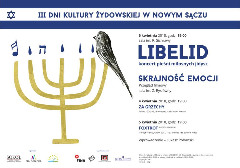 Dni Kultury Żydowskiej w Nowym Sączu