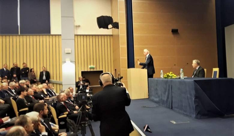 Minister Gowin w Lublinie. 70 milionów zł dla UMCS na kampus zachodni
