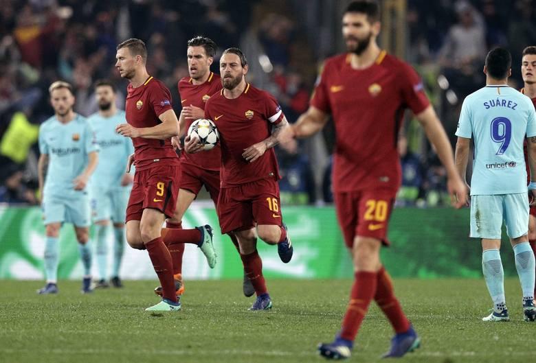 Rzym nie położy się dzisiaj spać! Włosi wyeliminowali głównego kandydata do trofeum