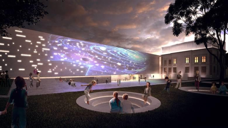 Centrum Bajki i Animacji w Bielsku-Białej. Rusza budowa muzeum Bolka, Lolka i Spółki