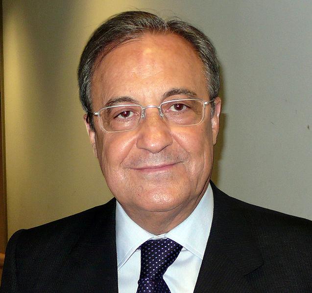 Scenariusz Ligi Mistrzów według prezydenta Realu Florentino Pereza: półfinał z Bayernem, finał z Barceloną