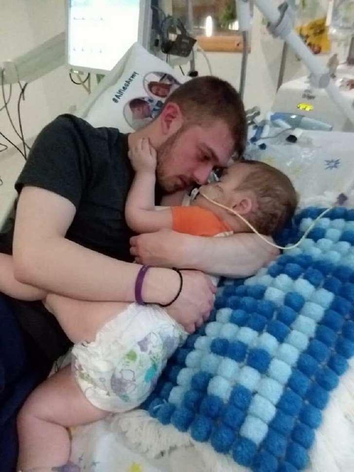 Watykan nie ustaje w staraniach o uratowanie ciężko chorego dwuletniego brytyjskiego chłopca, Alfiego Evansa