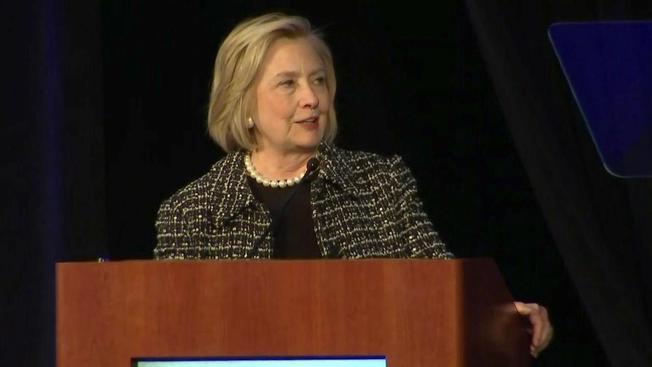 Hillary Clinton w Chicago zachęcała kobiety do aktywniejszego udziału w polityce