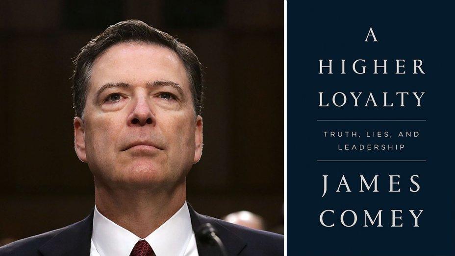 James Comey, były dyrektor FBI w Chicago będzie promował swoją książkę