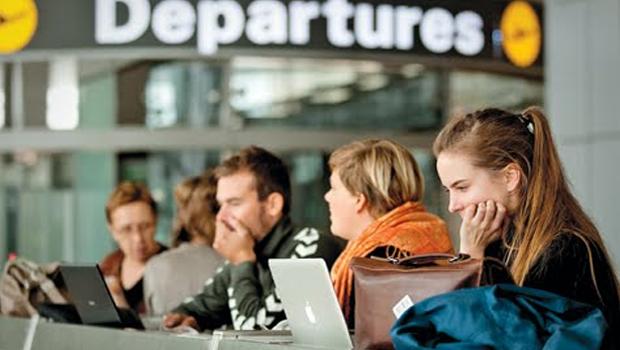 Darmowy i nieograniczony dostęp do Internetu na chicagowskich lotniskach