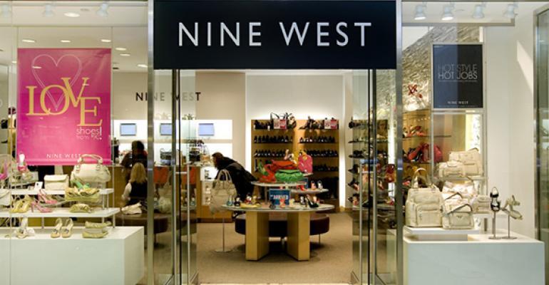Sklepy Nine West bankrutują