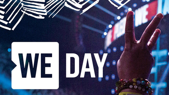 Koncert We Day w Allstate Arena