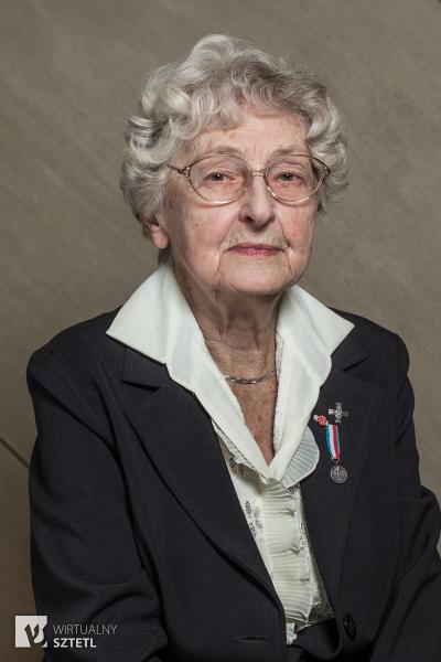 Anna Stupnicka – Bando: Ratowanie Żydów z getta było dla niej naturalnym odruchem serca