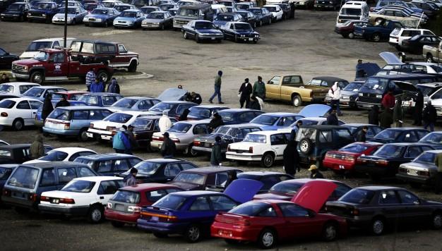 BBB ostrzega przed nieuczciwą aukcją samochodów w Harvey