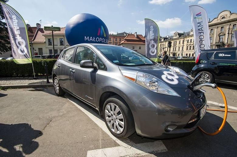 Rajd ekologicznych pojazdów to jeden z punktów czerwcowego forum EKOZAKOPANE