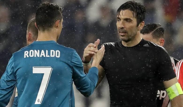 Buffon nie wytrzymał nerwowo po wyjazdowym meczu z Realem Madryt