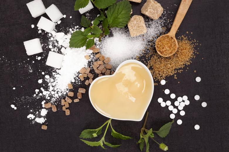 Czym zastąpić cukier? Ksylitol, stewia, erytrytol czy tagatoza?