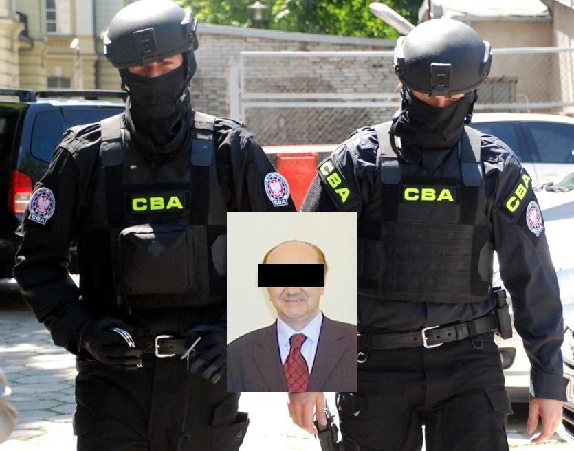 Były minister sprawiedliwości z rządu Marka Belki zatrzymany