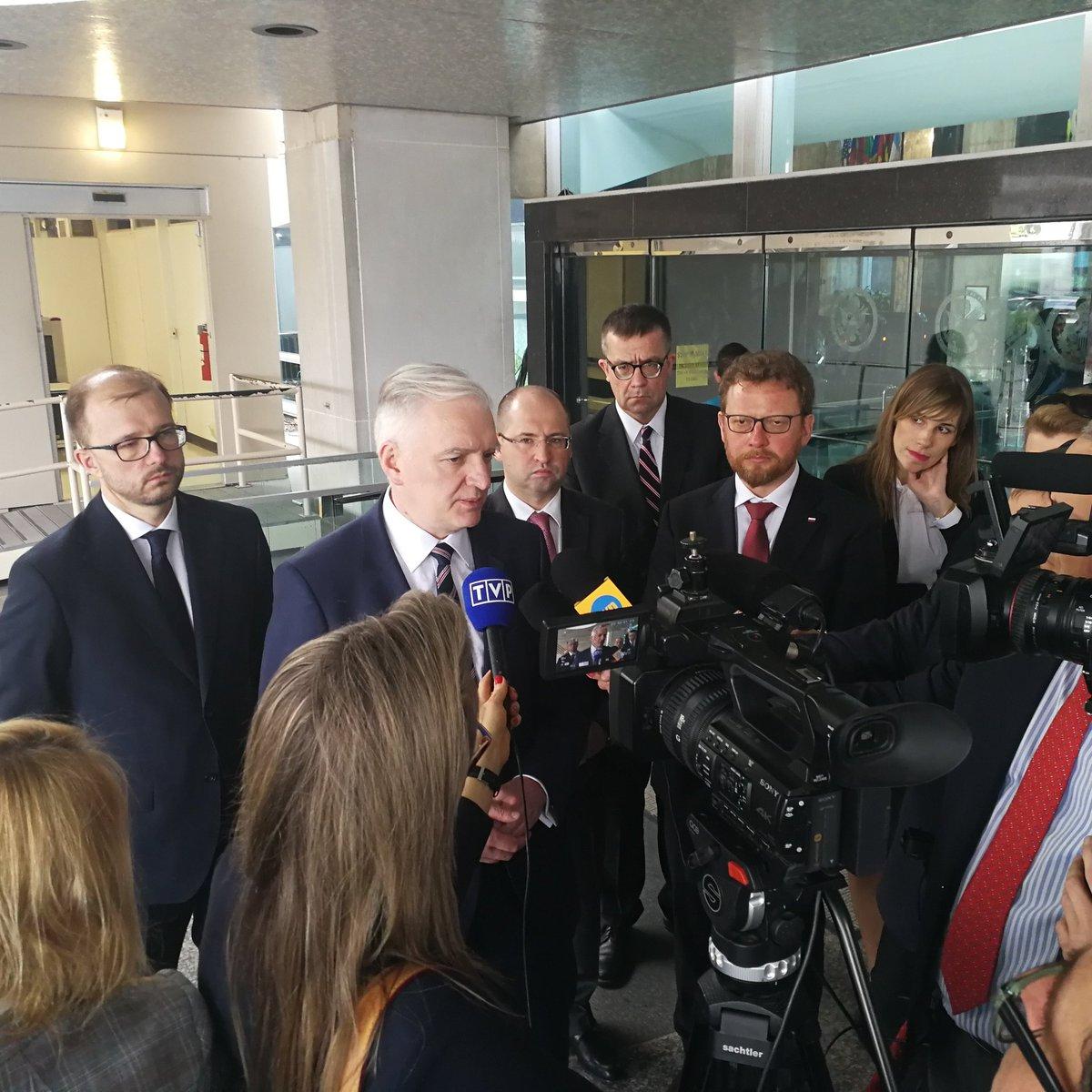 Gowin w USA: Polska rozwiąże problem złych relacji polsko-żydowskich