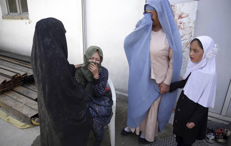 W zamachu w Kabulu zginęło co najmniej 31 osób, w tym wiele kobiet i dzieci