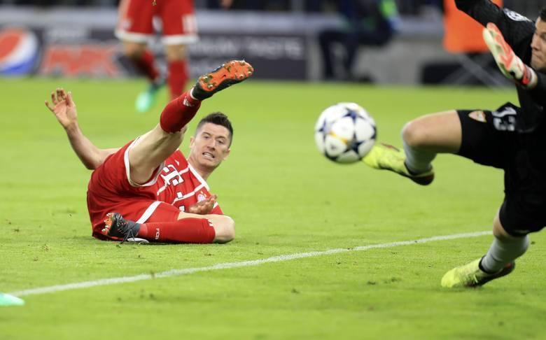 Robert Lewandowski: W półfinale Ligi Mistrzów nie ma miejsca na błędy i pomyłki