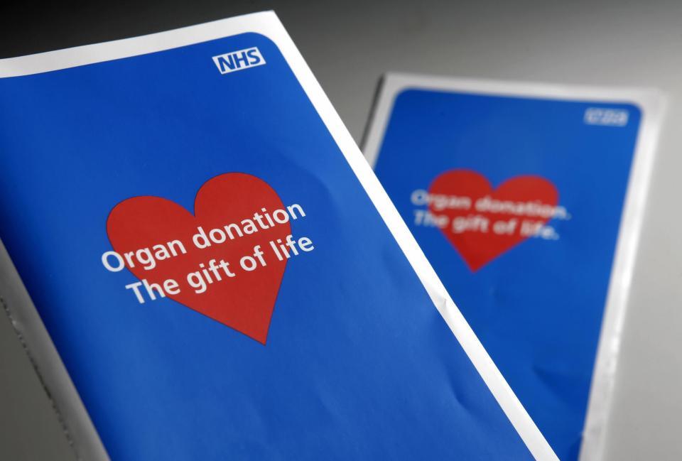 Illinois rozpoczyna akcję promującą zapisy dawców organów