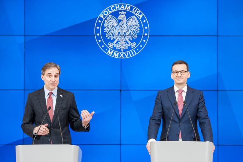 Zacieśnienie polsko-amerykańskich relacji handlowych dzięki powstaniu Polskiej Izby Handlowej w Stanach Zjednoczonych