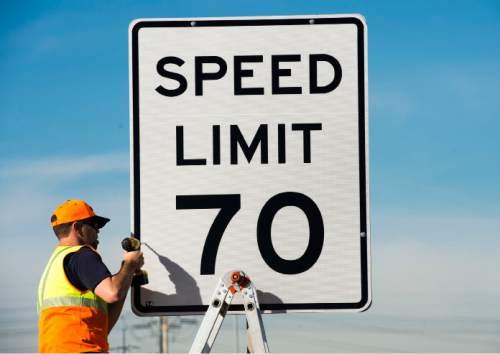 Na dwóch odcinkach I-90 pojedziemy szybciej
