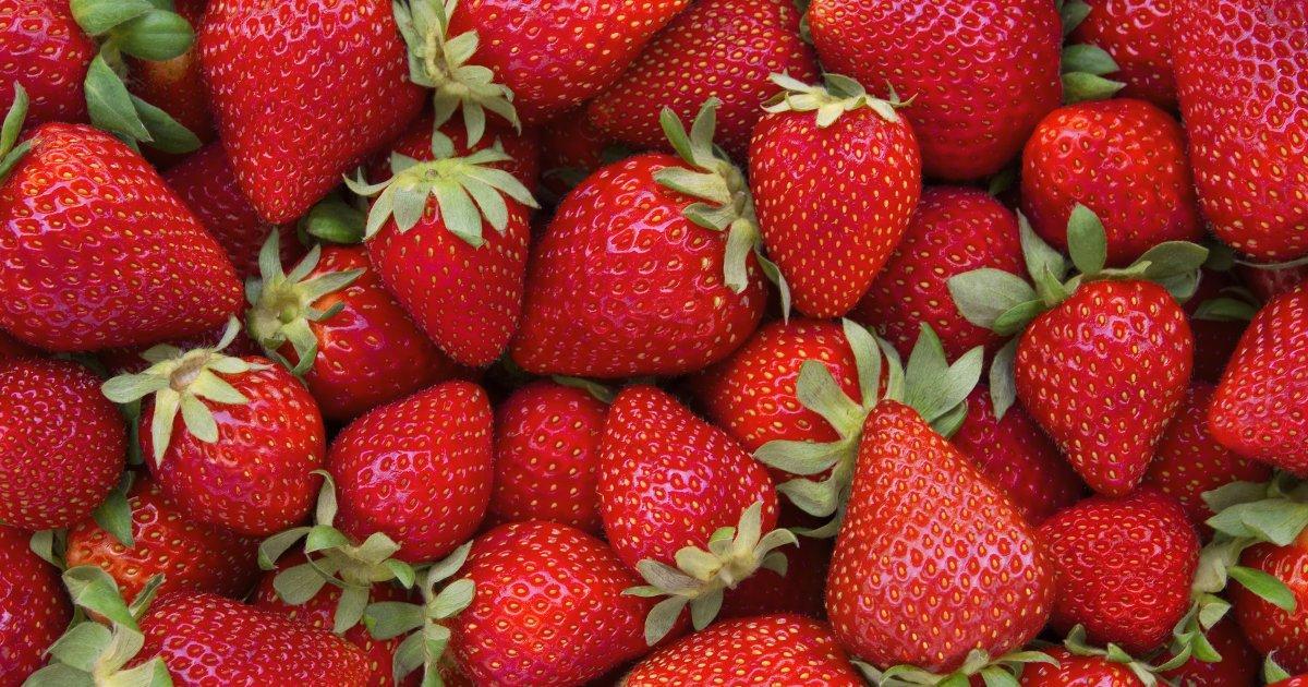W truskawkach i szpinaku wykryto najwięcej pestycydów