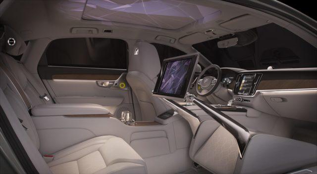 Volvo S90 Ambience Concept. Nowe podejście do luksusu