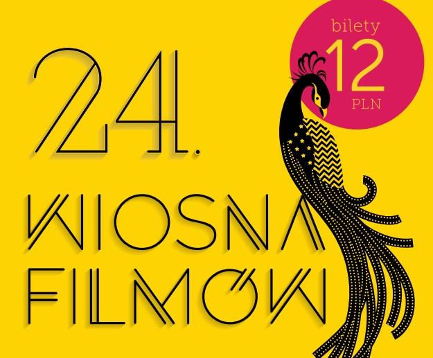 Zbliża się 24. festiwal Wiosna Filmów