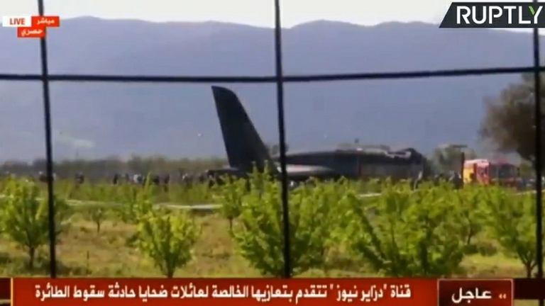 Algieria: Katastrofa samolotu wojskowego, co najmniej 100 osób zginęło