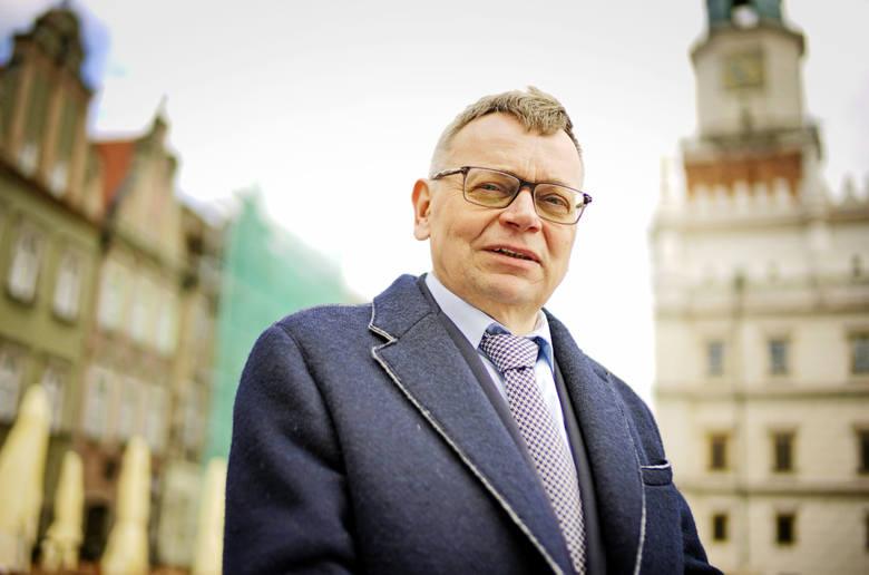 Tadeusz Zysk będzie kandydatem PiS na prezydenta Poznania
