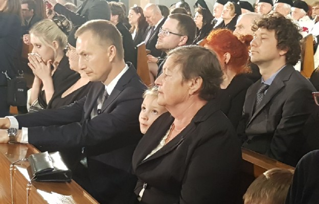 Syn Antoniego Zięby zadeklarował na pogrzebie ojca, że chce kontynuować dzieło obrony życia