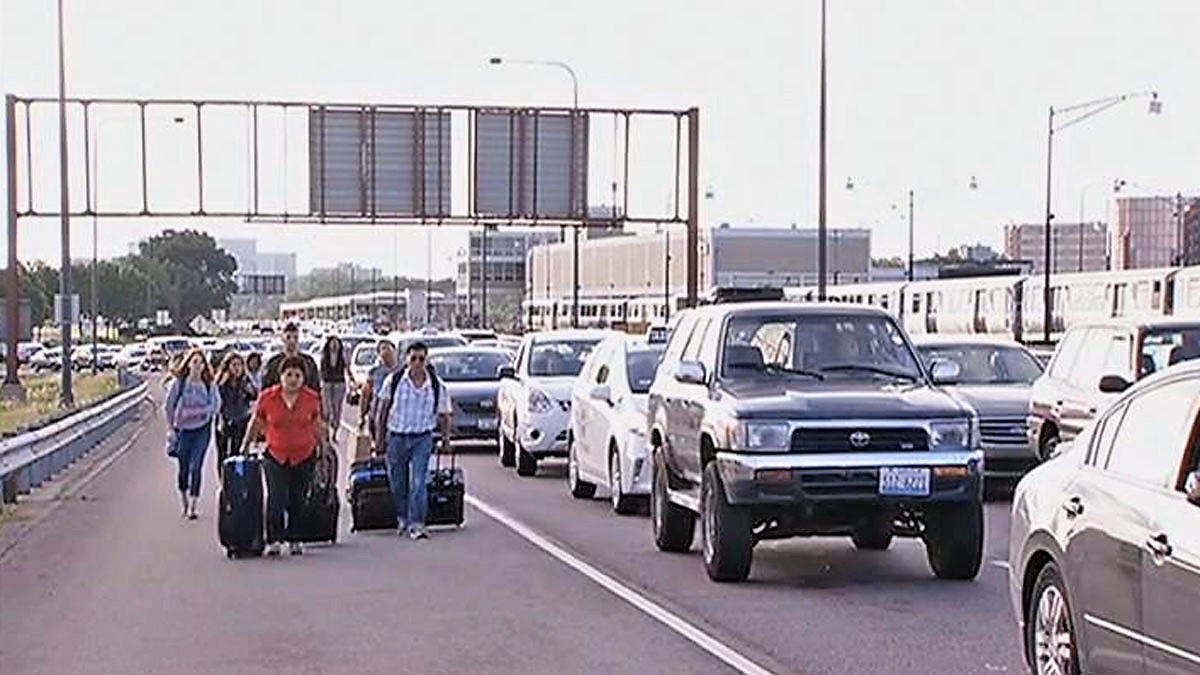 Z Chicago wyprowadza się coraz więcej ludzi