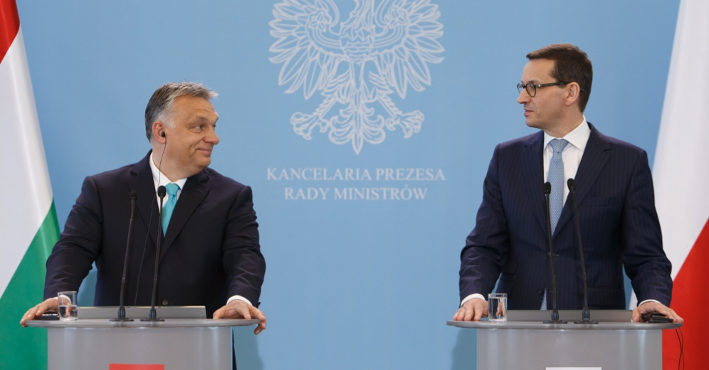 """Orban w Polsce. """"Popieramy decydującą rolę Polski"""""""