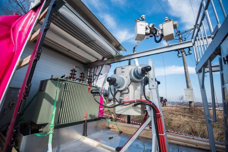 Opolskie: Inżynierowie Taurona skonstruowali mobilne urządzenie do zasilania nawet 1000 gospodarstw