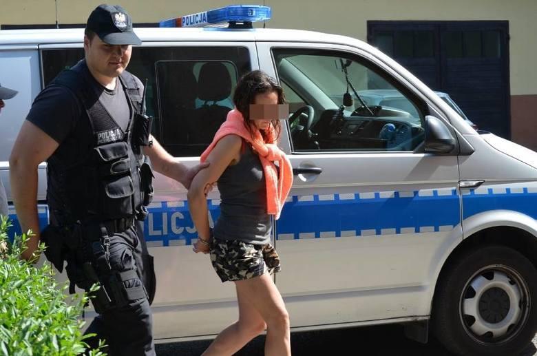 Tragedia w Głogowie: Podcięła gardło swojej 4-letniej córce
