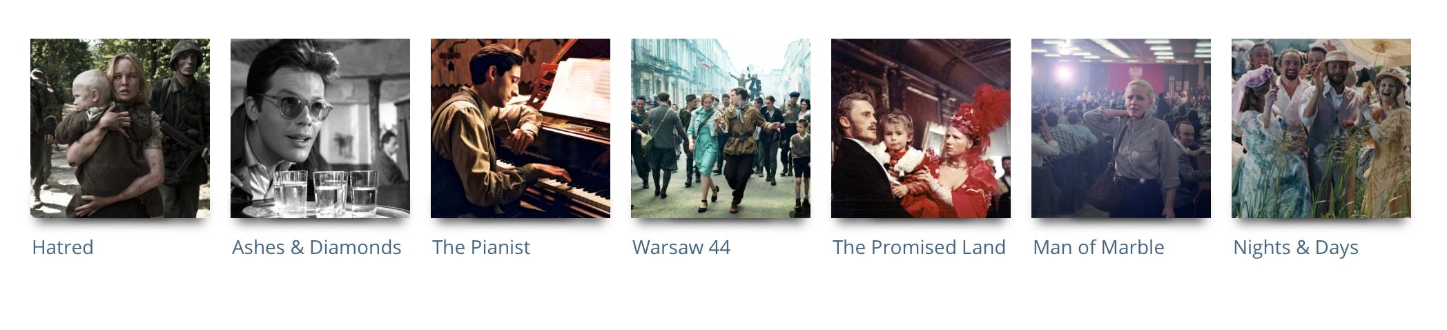 Arcydzieła Polskiego Kina w Nowym Jorku  1-3 czerwca oraz 13 czerwca 2018