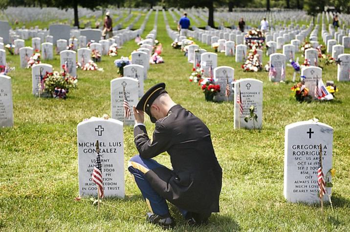 Amerykanie oddają hołd żołnierzom czyli obchody Memorial Day
