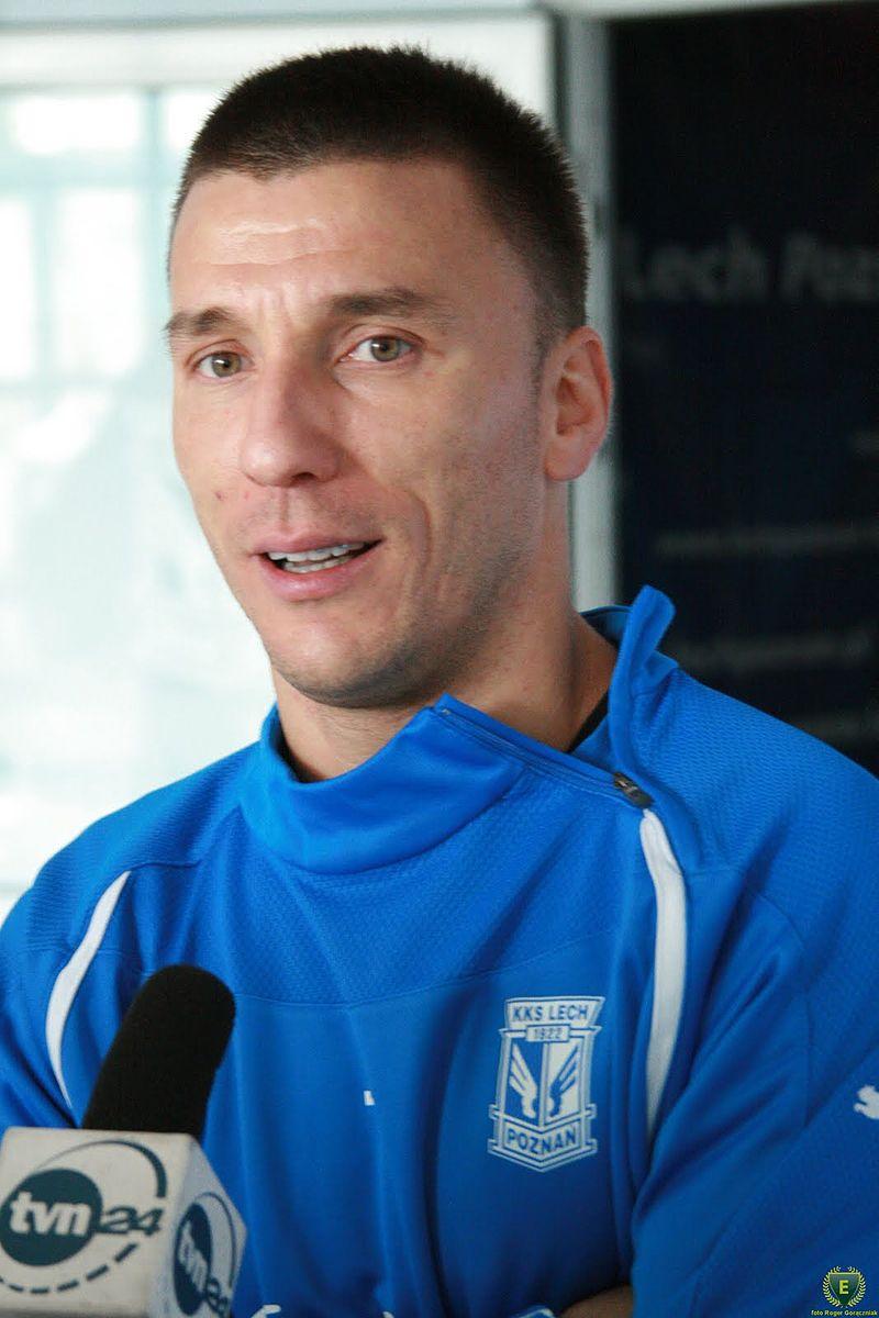 Djurdjevic trenerem Lecha od nowego sezonu