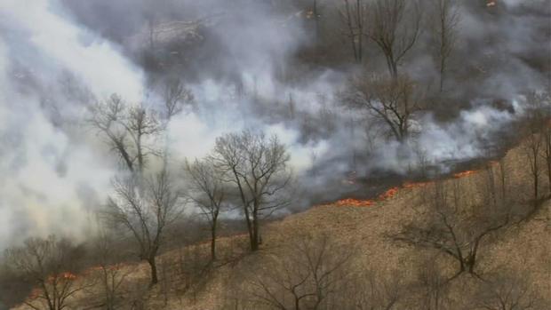 Gwałtowne pożary lasów w stanie Kolorado w USA: Ponad sto budynków spłonęło a kilkaset osób zostało ewakuowanych
