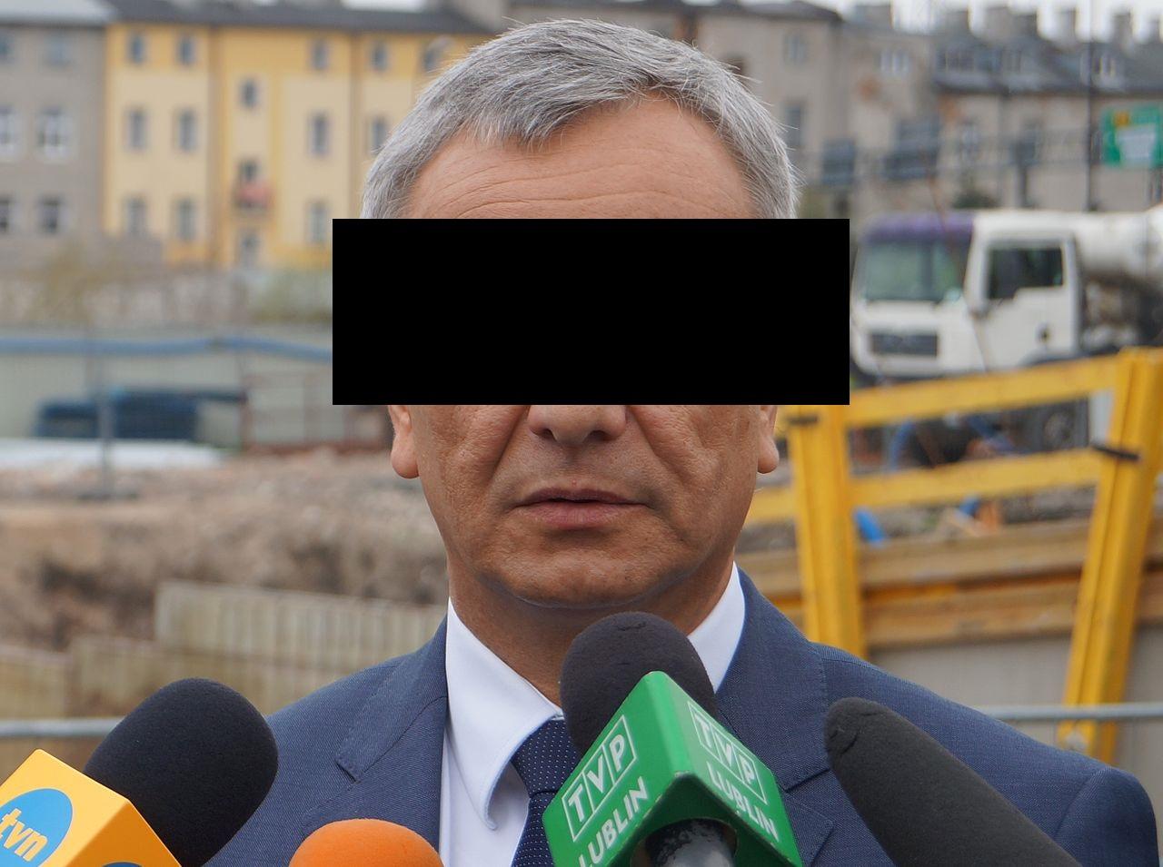 Prokuratura: Akt oskarżenia wobec b. ministra sportu Andrzeja B.